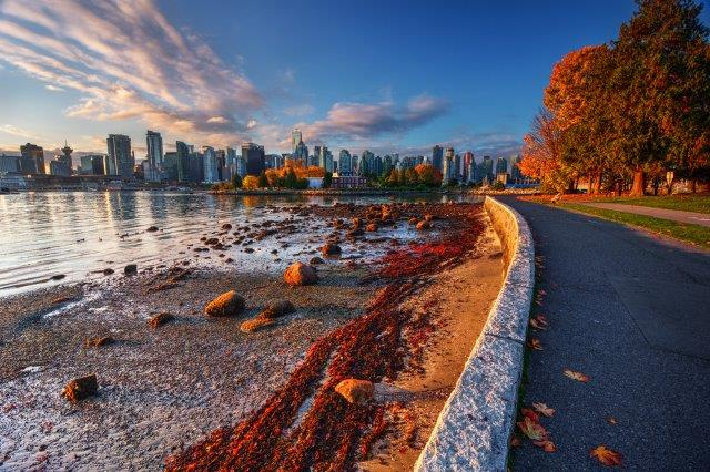 Cheap return flights from Amsterdam to Vancouver for €310!