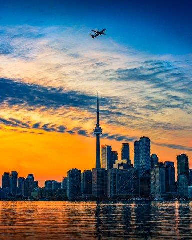 Non-stop flights from Spain to Toronto, Canada for €276!
