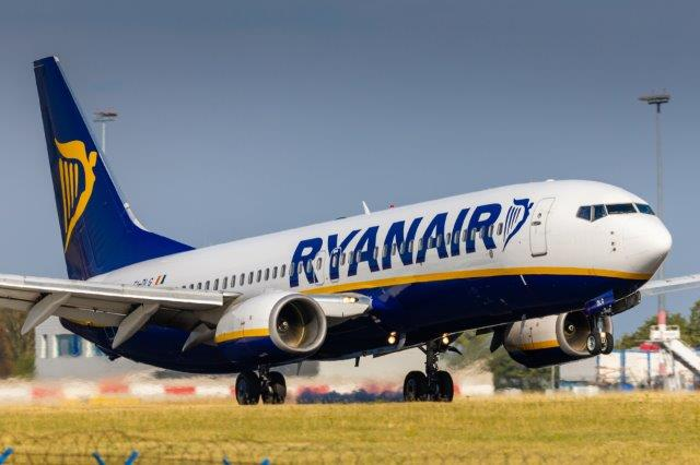 Ryanair promotion: Buy one ticket and get one for free!
