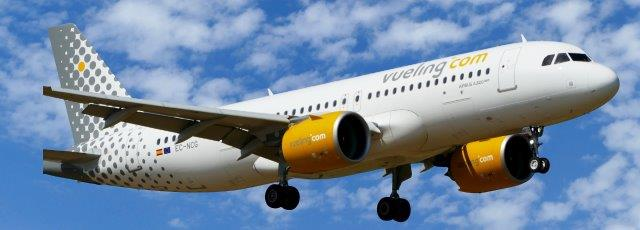 Vueling promo code: get 20% discount on all flights!
