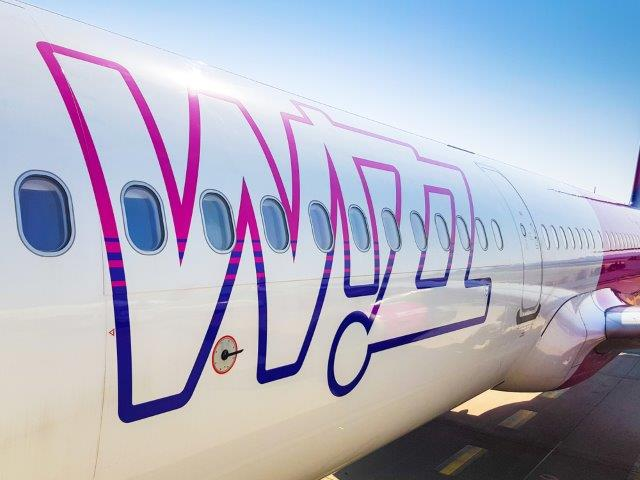 Wizzair promotion - 50% discount on all flights only today