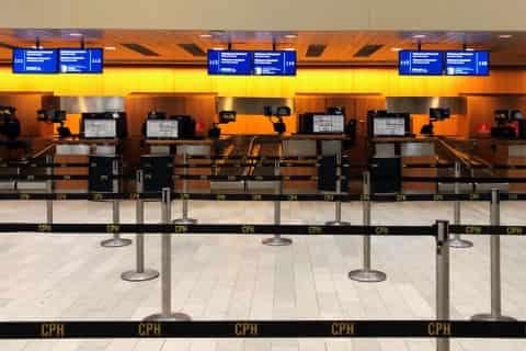 Copenhagen Airport Guide - Check-In