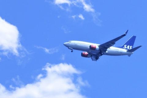 Copenhagen SAS Plane