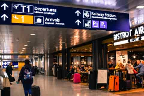 Helsinki Airport Guide - Terminal