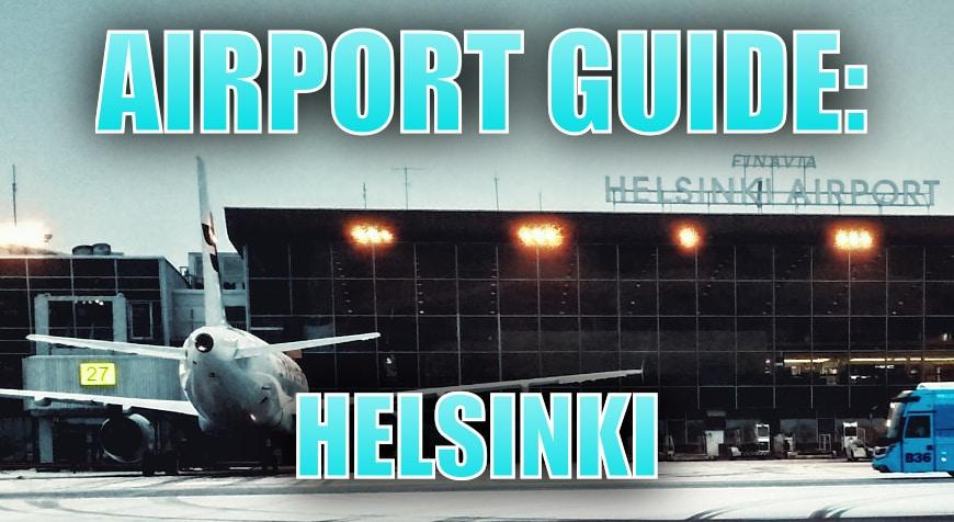 Helsinki Airport Guide