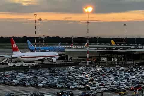 Milan Malpensa Airport Guide - Car Park