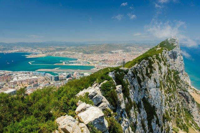 Cheap non-stop flights from London to Gibraltar for £32 return!