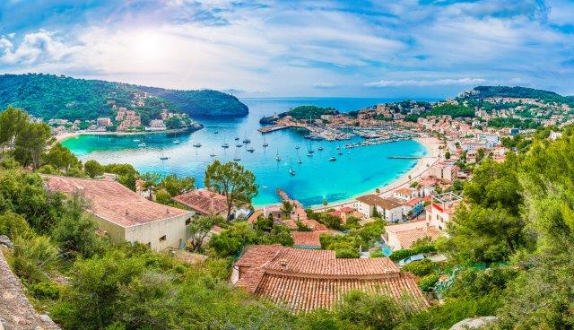 Cheap flights from Vienna to the Balearic Islands (Mallorca, Menorca) for €20!