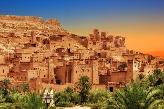 Non-stop flights from Germany to Morocco for just €15 roundtrip!