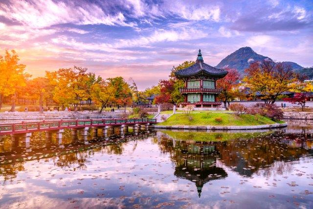 Cheap non-stop flights from Budapest to Seoul, South Korea from €396!