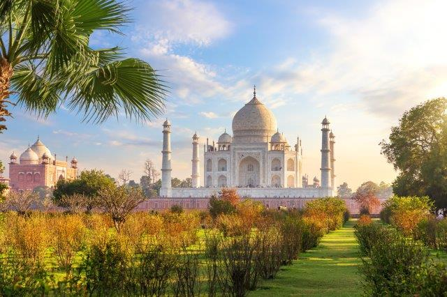 Return flights from Germany to New Delhi, India from €366!