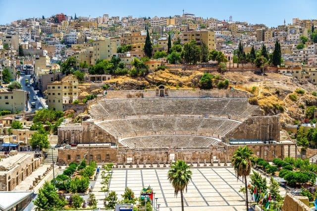 Cheap return flights from Italy to Amman, Jordan for €21!