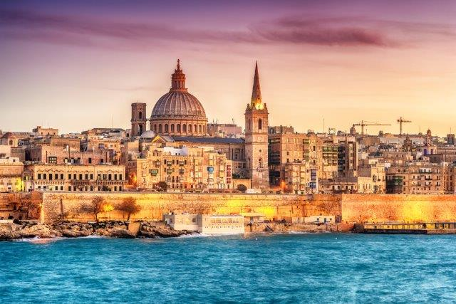 Cheap flights from Vienna to Malta from just €19.98 both ways!