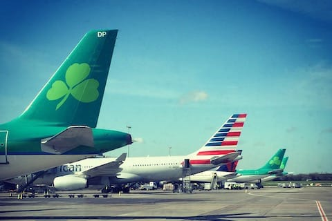 Aer Lingus Dublin American Airlines