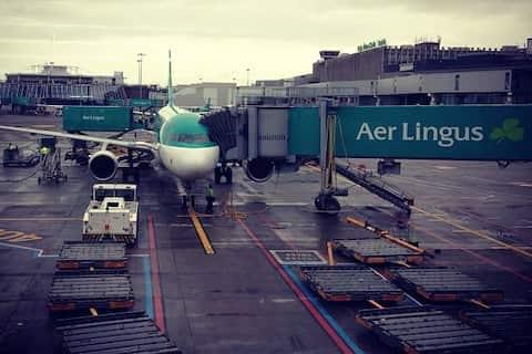 Dublin Airport Guide - Aer Lingus Gate