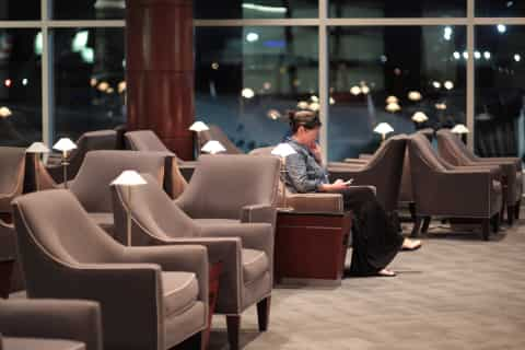New York JFK Airport Guide - Lounge