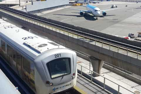 New York JFK Airport Guide - AirTrain