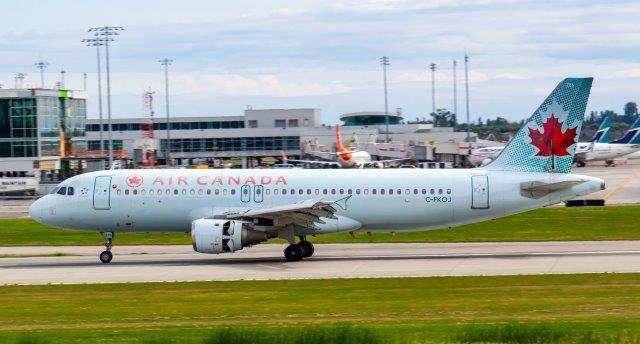Air Canada promotion code - 10% discount all flights!