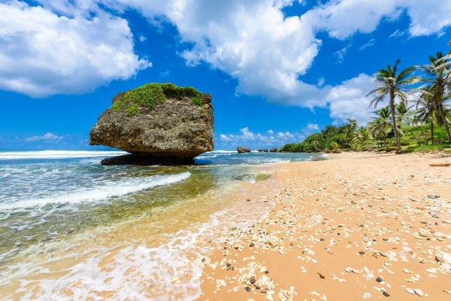 Virgin Atlantic non-stop flights from London or Manchester to tropical Barbados from £328!