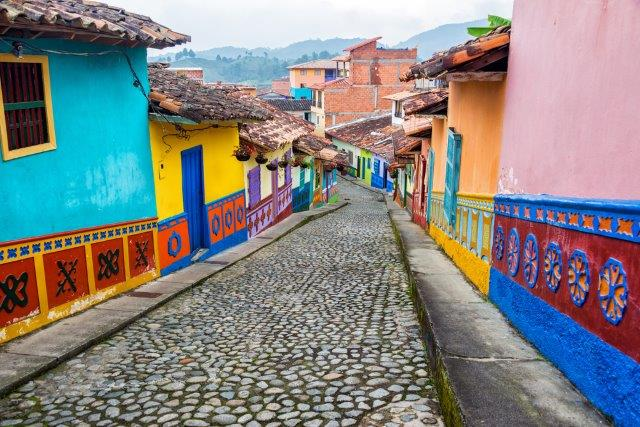 Lufthansa return flights to Bogota from £394 from London!
