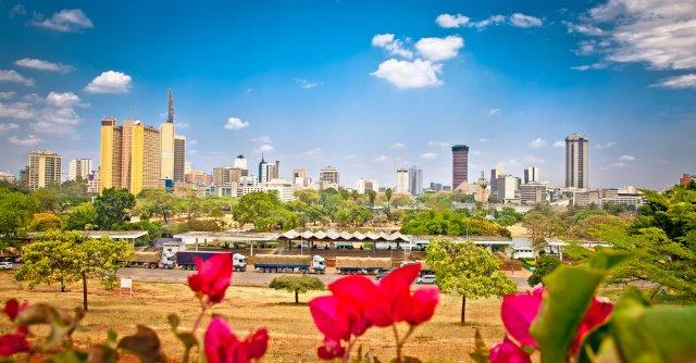 Return flights from Brussels to Nairobi, Kenya for €381!