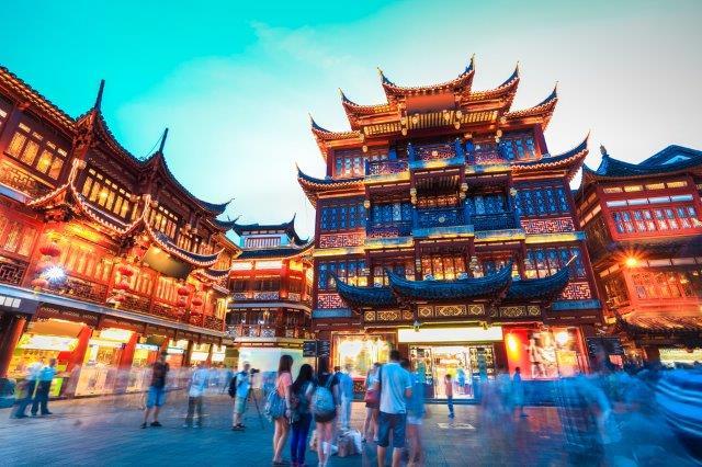 5* Qatar Airways flights from Italy to China (Shanghai, Beijing, Chongqing, Guangzghou, Hangzhou) from €391!