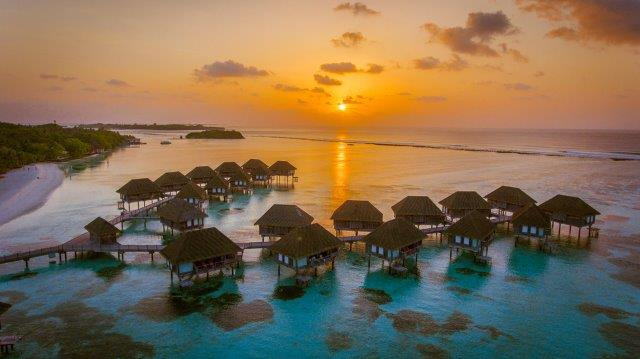 Lufthansa flights from Oslo to tropical Maldives from €458!