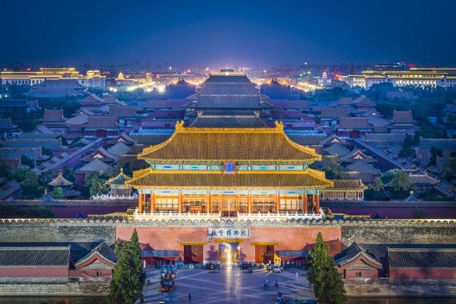 Return flights from European cities to Beijing, China from €316!