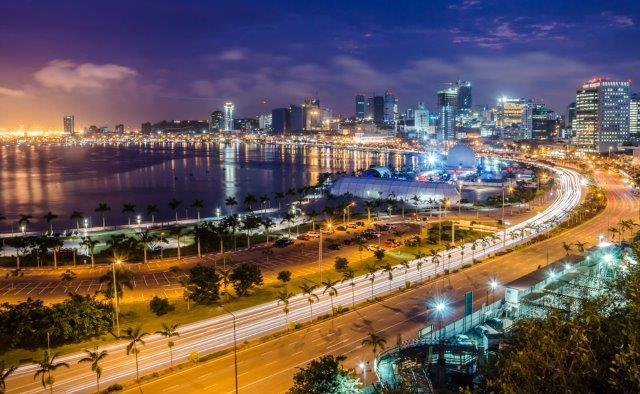 Full-service flights from Portugal to Luanda, Angola for €326!