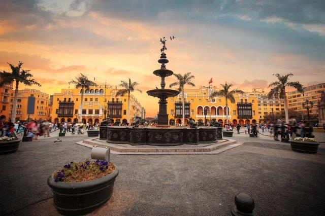 Cheap flights from Italy to Lima, Peru from €386 return!