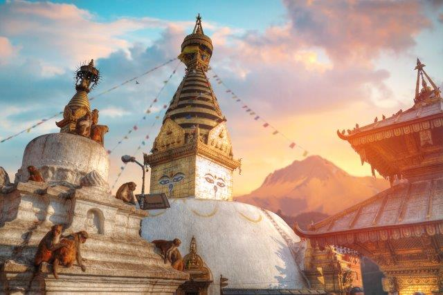 Full-service flights from Vienna to Kathmandu, Nepal for €429 roundtrip!