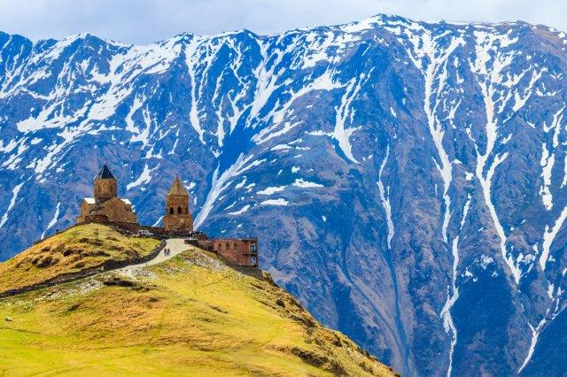 Cheap non-stop flights from Germany to Kutaisi, Georgia from €20!