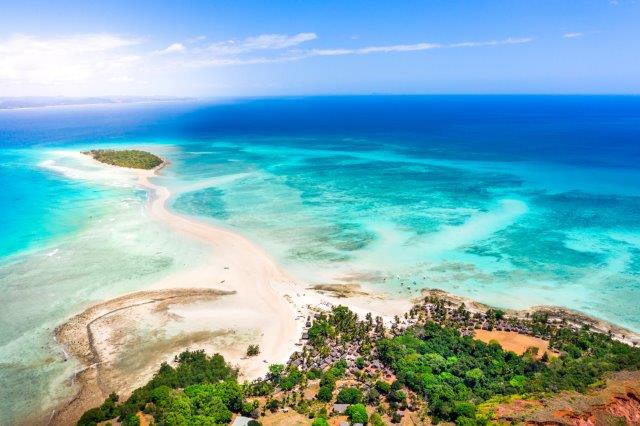 Return flights from London to Nosy Be, Madagascar for £536!