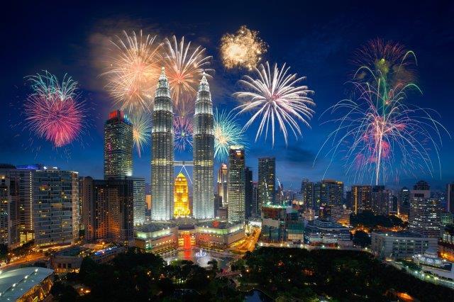 Return flights from Germany to Kuala Lumpur, Malaysia from €379!