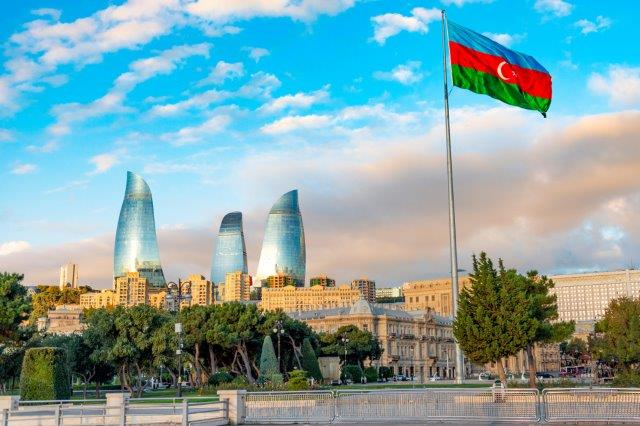 Direct flights from Budapest to Baku, Azerbaijan for €35!