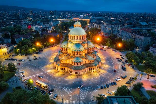 Low-cost flights from Brussels Charleroi to Bulgaria (Sofia, Varna) for €20!