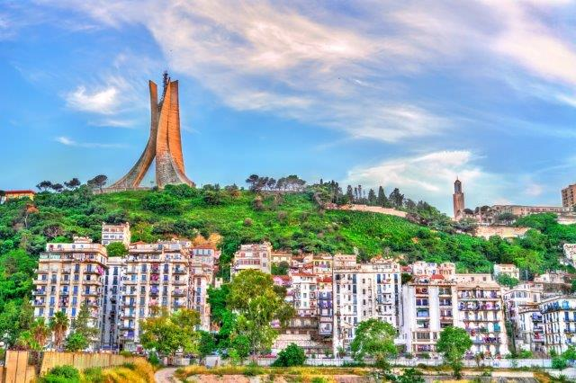 Vueling non-stop return flights from Barcelona to Algiers, Algeria for just €59!