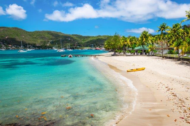 High season flights from London to St. Vincent & the Grenadines for £343!