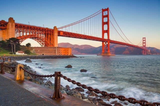 KLM non-stop flights from Amsterdam to San Francisco or Los Angeles for €316!