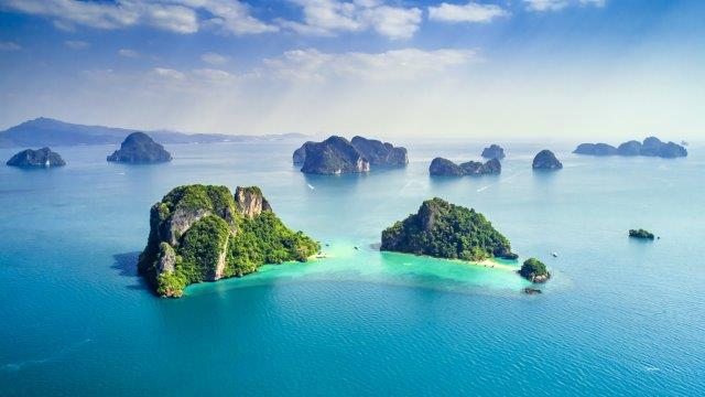 5* Singapore Airlines return flights from Amsterdam to Phuket, Thailand for €356!