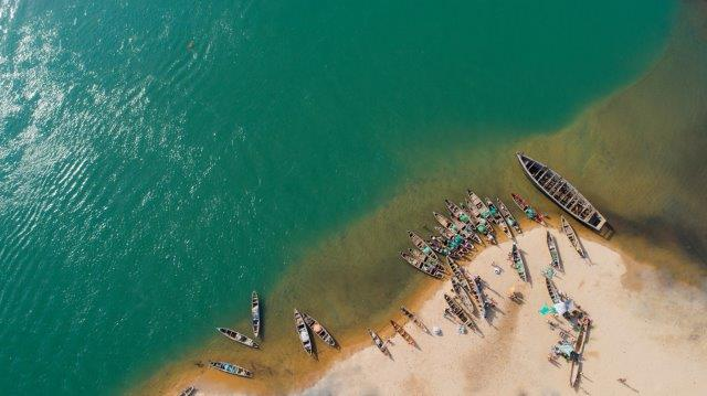 Full-service return flights from main airports in Italy to Cotonou, Benin for €353!